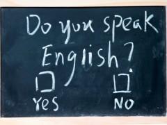 正しい発音は恥ずかしい?